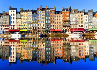 Croisière Les méandres harmonieux de la vallée de la Seine : de Honfleur à Paris (HOP)