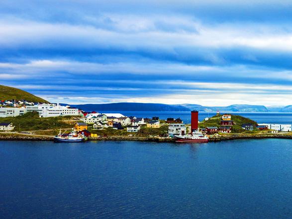 Croisière Honningsvag(Norvège)