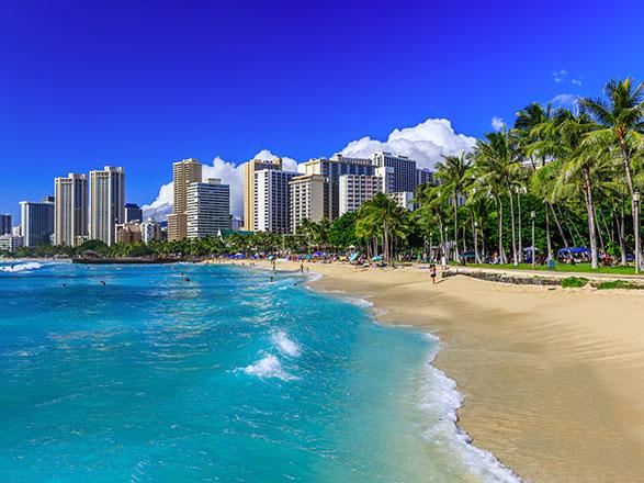 Croisière Hawaï