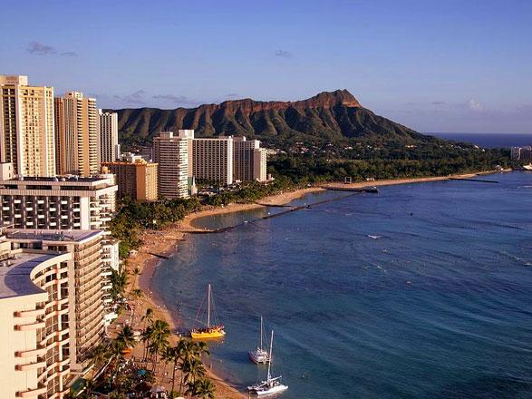 Croisière Hawaï & Polynésie