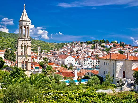 Croisière Hvar(Croatie)