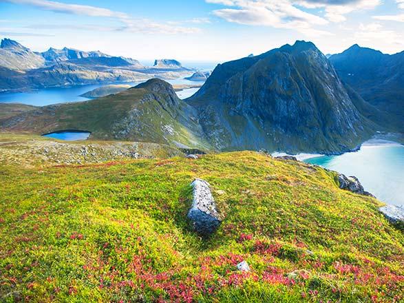 Croisière Isafjordur(Islande)