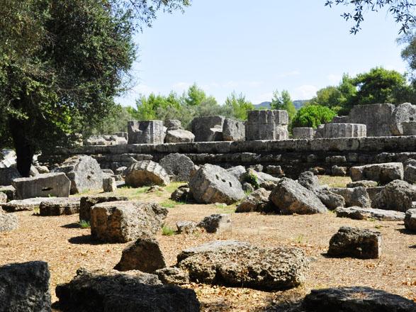 Croisière escale à Katakolon (Grèce)