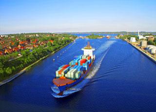 Croisière escale à Kiel (Allemagne)