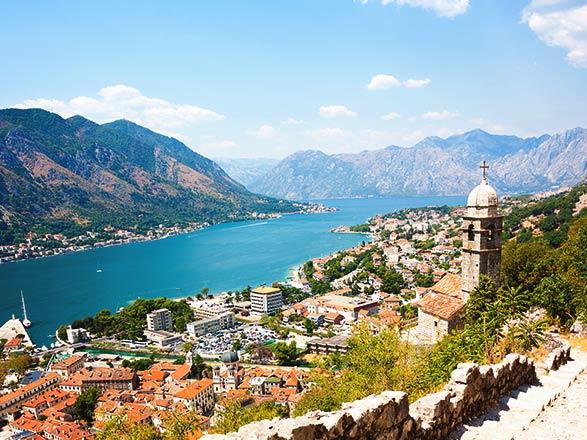 Croisière Kotor(Montenegro)