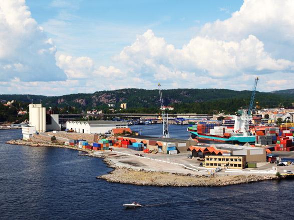 Croisière Kristiansand(Norvège)