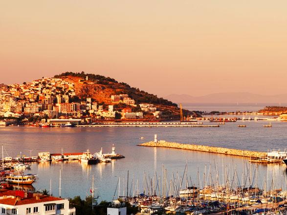 Croisière Emblématique Mer Egée: Cyclades, Crète - 5 destinations - Kusadasi