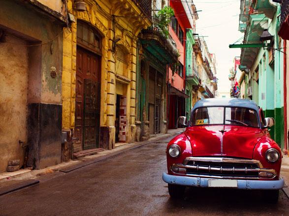 Cuba, Jamaïque, Iles Caïmans,...