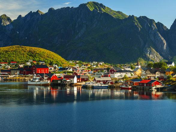 Croisière Leknes(Norvège)