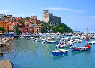 Croisière Mer Ligurienne : Côte Azur, Elbe, Corse, Sardaigne