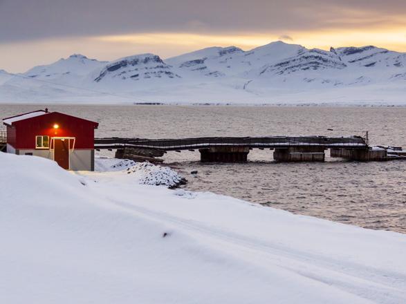 Croisière Longyearbyen(Norvège)