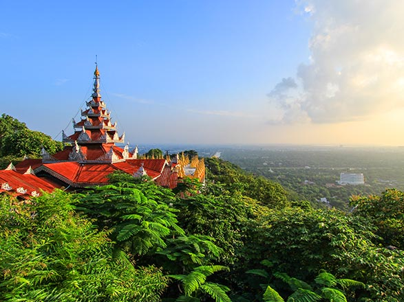 Croisière La Birmanie secrète et préservée (12Y) - Vols inclus