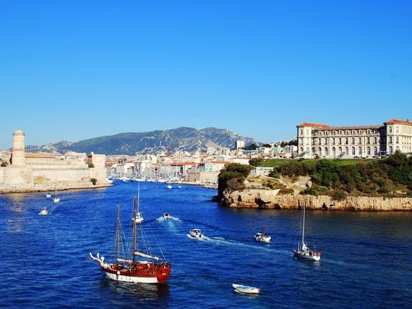 Croisière Marseille(France)
