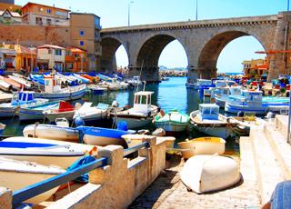 Croisière France, Italie, Malte, Espagne