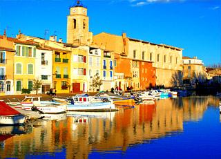 Croisière Les portes de la Provence - la Camargue, la vallée du Rhône et la Saône (CHA_PP)