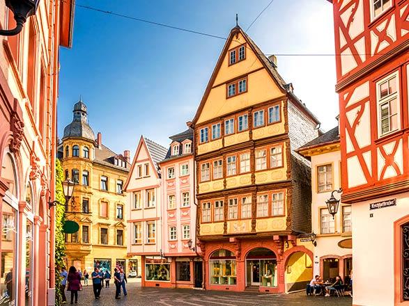 Croisière Mayence(Allemagne)
