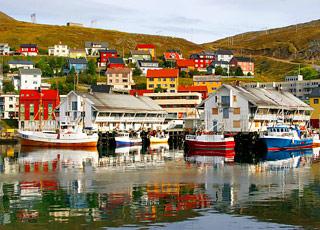 Croisière Mehamn(Norvège)