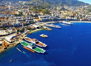Odyssée: Sicile Grèce, Corse