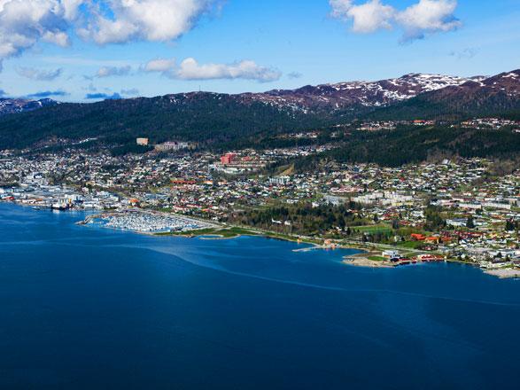 Croisière Molde(Norvège)