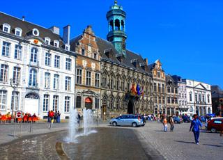 Croisière Iles Canaries et Maroc au départ de Charleroi