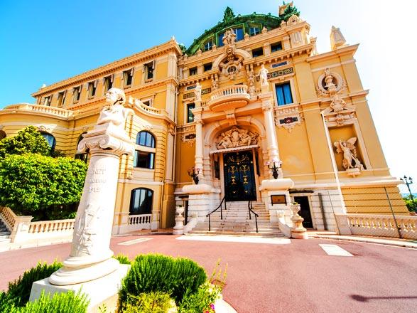 Croisière Monte-Carlo(Monaco)