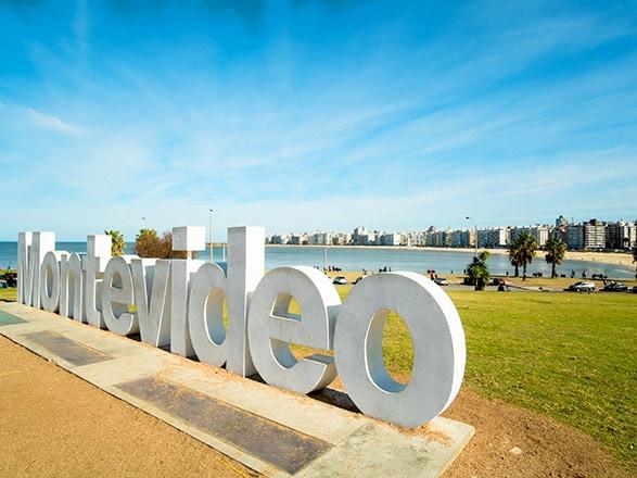 Croisière Montevideo(Uruguay)