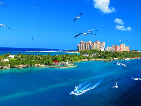 Croisière Nassau(Bahamas)