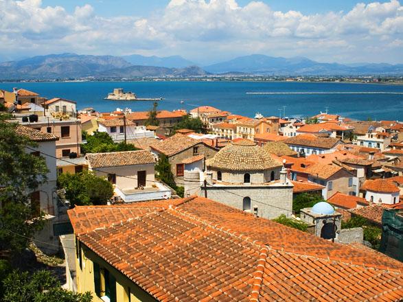 Croisière Nauplie(Grèce)