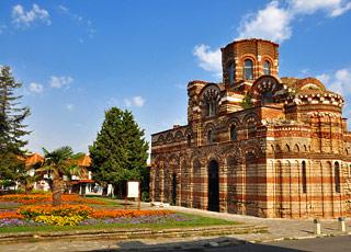 Croisière escale à Nessebar (Bulgarie)