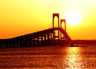 Croisière escale à Newport (États-unis)