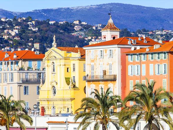 Croisière Espagne, France, Italie
