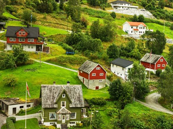 Croisière Olden(Norvège)