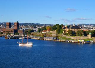 Croisière Oslo