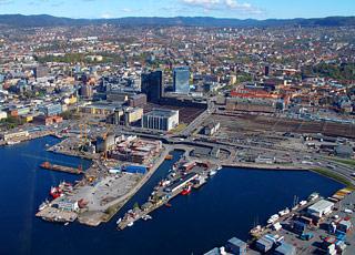 Croisière Oslo(Norvège)