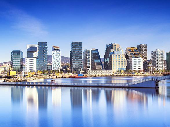Croisière Fjords norvégiens entre Oslo et Bergen - Vol retour inclus