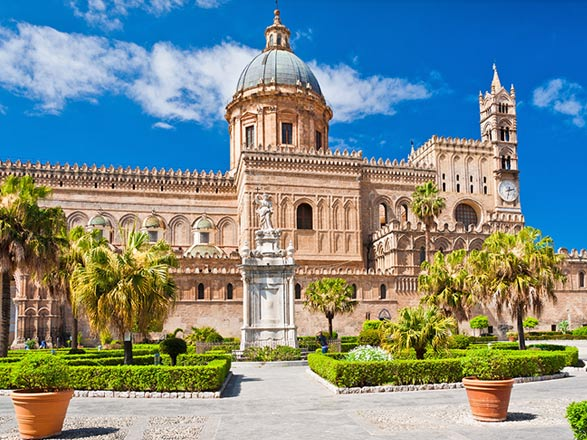 Croisière Monaco, Malte, Sicilie, Italie