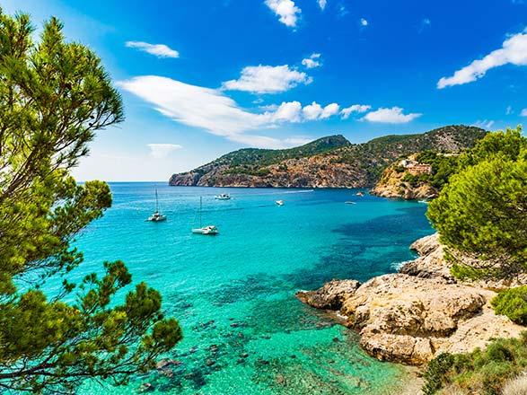 Croisière Méditerranée : Côte d'Azur, Italie, Majorque