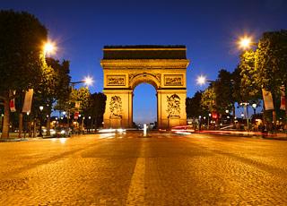 Croisière escale à Paris (France)