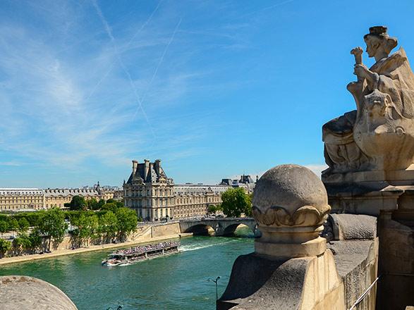Croisière Les plus belles escales de la vallée de la Seine (SIP)