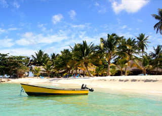 Vers les Caraïbes
