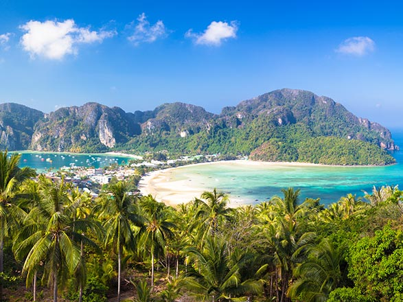 Croisière Thaïlande et Malaisie