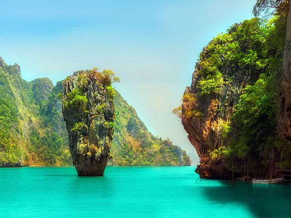 Croisière Thaïlande, Malaisie, Singapour