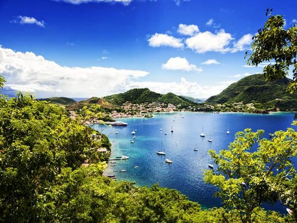 Croisière Transatlantique: de Pointe à Pitre à Marseille - Vol aller inclus