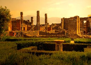 Croisière Pompéi(Italie)