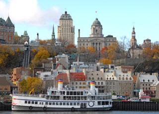 Croisière Canada & Nouvelle Angleterre: de Quebec à Boston