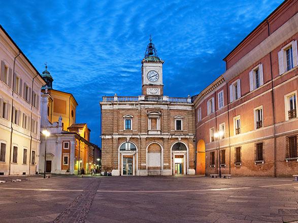 Croisière Ravenne