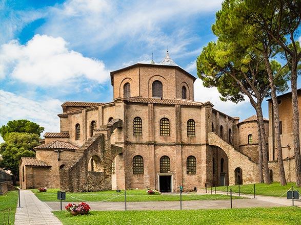 Croisière Ravenne(Italie)