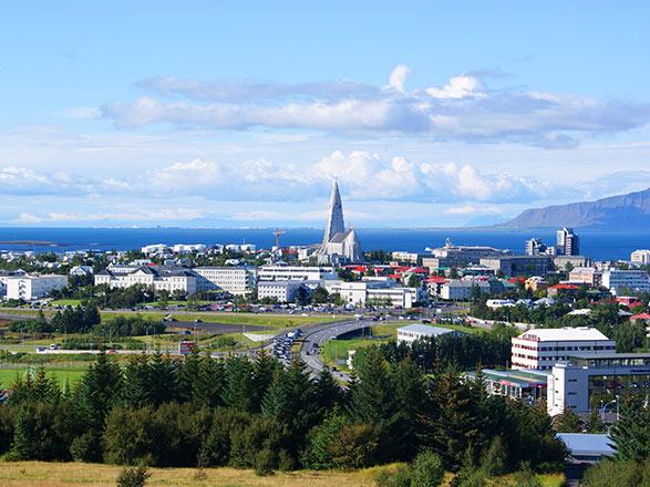 Croisière Reykjavík(Islande)