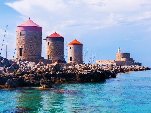 Croisière Rhodes(Grèce)