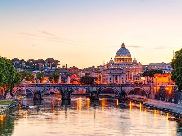 Croisi re italie espagne g nes barcelone palma - Comment aller du port de civitavecchia a rome ...